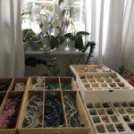 Malatempel, Rohmaterial vor Orchidee,Villa UsterI MG_4057